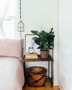 a daily something: A Daily House to Home Spring Bedroom Refresh Decoration Inspiration, Interior Inspiration, Decor Ideas, Bedroom Inspiration, Furniture Inspiration, Home Bedroom, Bedroom Decor, Bedrooms, Bedroom Setup
