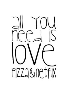 All You Need And Pizza And Netflix Affiche sous cadre standard Poster Shop, Poster Prints, Citations Netflix, White Background Quotes, Netflix Quotes, Good Comedy Movies, Chill Quotes, Poster Online, Art Prints Online