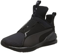 chaussure puma femme noir