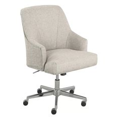 Restaurant Chairs For Sale Referral: 6457510056 Retro Office Chair, Home Office Chairs, Home Office Decor, Home Decor, Swivel Office Chair, Desk Office, Office Ideas, Industrial Office Chairs, Leather Chaise Lounge Chair