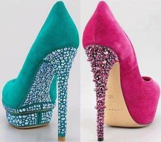 Pretty and which one would you be wearing to your prom