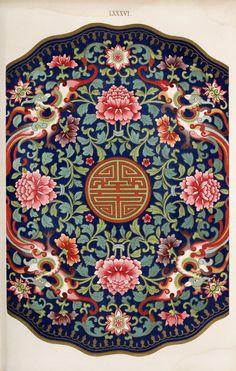 pretty Chinese pattern