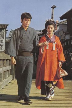Tomokazu Miura(三浦友和)Momoe Yamaguchi(山口百恵)/ 春琴抄