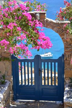 Beautiful greek island: Ios, Greece