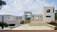 Builders in Ibiza www.danisol.es Luxury villas