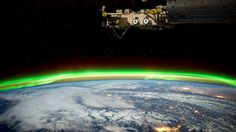 International Space Station - Watch the amazing time-lapse video made up of pictures taken from the ISS by Knate Myers - http://vimeo.com/45878034#