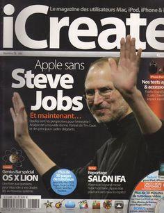 October 2011 | iCreate [FR] Numéro 73