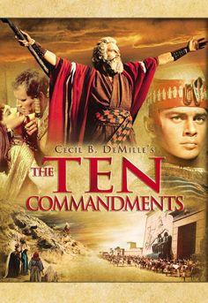 Los Diez Mandamientos (1956) Dual 1080p MEGA ~ TARINGA!Blog¡