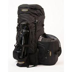 Adventure Camera Bag Outlander 50L