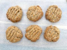 If you fancy a soft and delicious cookie for afternoon tea that the kids will love too, these Banana & Coconut Cookies are the recipe for you.