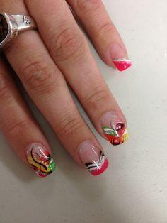 Summmer nail design
