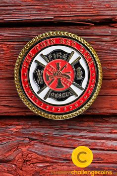 Need a gift for a firefighter? Challenge coins, among other ideas, are on our blog today 👨‍🚒🚒