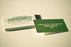 Business Cards & Etiquette