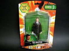 """#Doctor who the #master #series 3 5"""" action figure *new* mint on card,  View more on the LINK: http://www.zeppy.io/product/gb/2/272249063927/"""