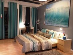 78+ Beach themed Master Bedrooms - Simple Interior Design for Bedroom Check more at http://grobyk.com/beach-themed-master-bedrooms/