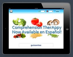 Several apps for aphasia and tbi