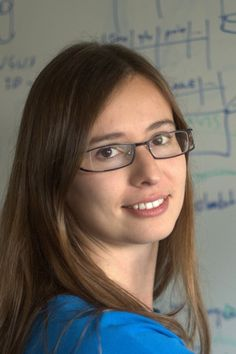 IBM cryptographer Maria Dubovitskaya.