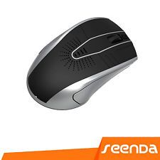 2.4G Wireless Speaker Mouse For Windows XP / 7/ 8/ Vista 7 Mac os x(USB Port) Gr