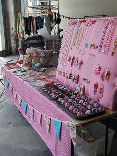 My booth @ Craft parking Maastricht by Lil*Miss*Cupcake, via Flickr