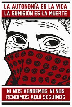 Ni nos vendemos, ni nos rendimos. Aquí seguimos! Political Posters, Political Art, Latino Art, Ap Art, Cool Posters, Graphic Design Inspiration, Art Quotes, Illustration, Street Art