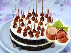 Krápníkový unikát: Tímto dortem s lískovými oříšky určitě překvapíte!