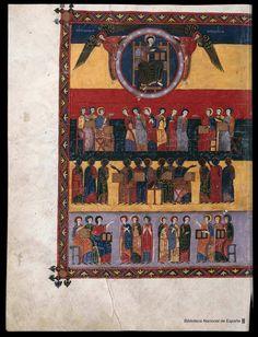 Beato de Liébana. Beato de Liébana , Santo — Manuscrito — 1047 501