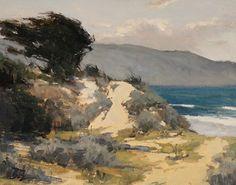 Trail to the Beach, Monterey