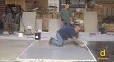 How to Install Self-leveling Concrete Over Plywood Sub-floor? Plywood Subfloor, Cement Crafts, Best Flooring, Extra Rooms, Polished Concrete, Concrete Floors, Indoor, Remodeling Ideas, Home