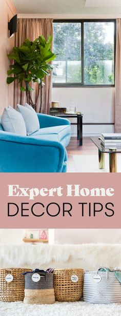 Smart ideas from Nate Berkus, Emily Henderson, and four other home experts.