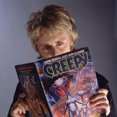 Roger Taylor's Fun In Space cover art.