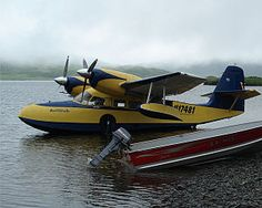 The Grumman Widgeon is a small, five-person, twin-engine amphibious It was designated by the United States Navy and Coast Guard and by the United States Army Air Corps and United States Army Air Forces. Aviation Center, War Jet, Amphibious Aircraft, Bush Plane, Float Plane, Aircraft Maintenance, Airplane Photography, Aircraft Painting, Flying Boat