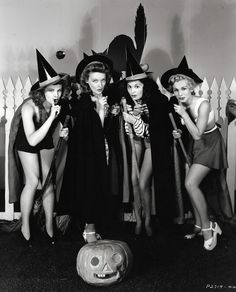 Barbara Britton Katharine Booth Ella Neal Eva Gabor As Witches