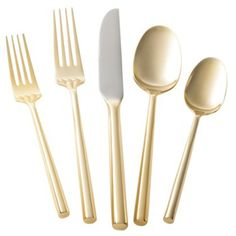 Copy Cat Chic: Bloomingdale's Marchesa by Lenox Imperial Caviar Flatware