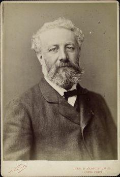 Jules Verne - Source: Benjamin R. Tucker papers, 1860s-1970s, bulk (1870s-1930s)