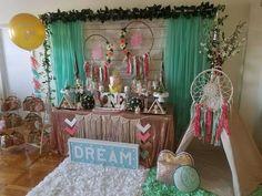 Dream Catcher Birthday Party Ideas | Photo 1 of 23