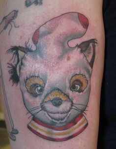 Fantastic Mr. Fox tattoo by Suzanna Fisher.