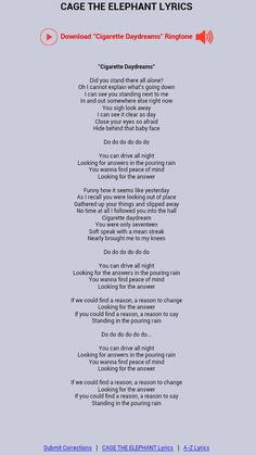 heart in a cage lyrics: