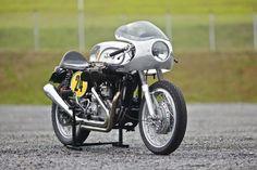 Sporton Norley Cafe Racer ~ Return of the Cafe Racers