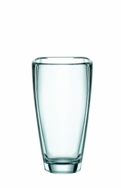 Nachtmann Carre 98Inch Crystal Vase ** See this great product for home decor.