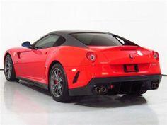 2011 Ferrari 599 GTO Base   $724,900 http://www.iseecars.com/used-car-finder#id=100149049262