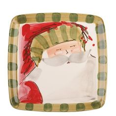 Our Old St. Nick Square Salad Plate is hand painted by maestro artisan Alessandro Taddei. Hand painted on terra bianca in Tuscany. LandingPage Monkey - Lifetime Pro LIFETIME ACCOUNT - Super Fast Landing Page BuilderForex Supreme Robot - Brand New 2017 Forex Supreme Robot Software Is Automated... see more details at https://bestselleroutlets.com/home-kitchen/kitchen-dining/dining-entertaining/plates/product-review-for-vietri-osn-7801d-salad-plate-handpaint/