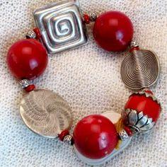 armband_01_016 Drop Earrings, Bracelets, Jewelry, Semi Precious Beads, Handmade, Wristlets, Schmuck, Gifts, Jewlery