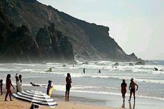 Amado beach Carrapateira Portugal