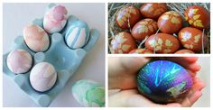 28 Ways To Take Your Easter Egg Decorating To The Next Level