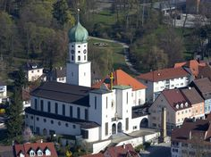 Stockach, Pfarrkirche St. Oswald