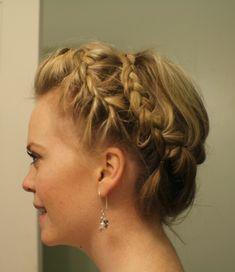 Crown Braid - Missy Sue