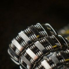 Simple Dual Fused Clapton Transformers. 4x 28g with 34g and 0.5mm #vape…