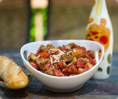 ... | Heirloom Tomatoes, Heirloom Tomato Tart and Tomato Preserves