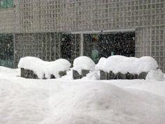 El Balneario de Panticosa con la nevada de principios de año