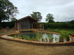 Pond Design, Natural Swimming Pools, Pond Design Cornwall, Eco Pools, Pond Landscaping, Commercial Water Features, Pond Design Devon, Lake Lining, Aqua Landscape Design